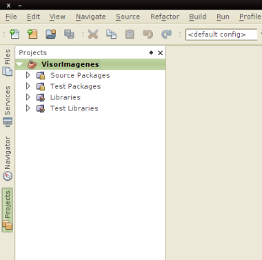 Netbeans project